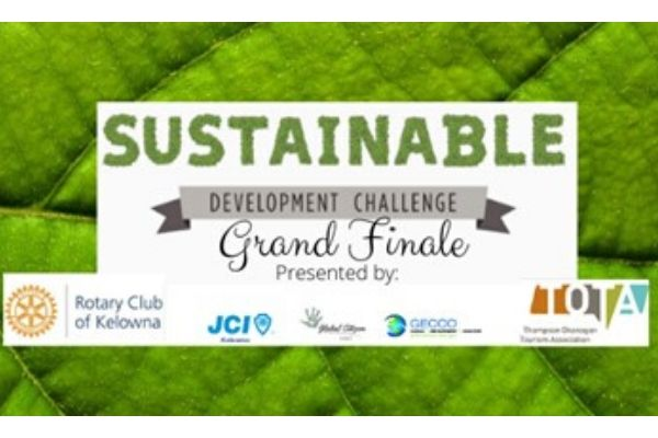 Sustainable Development Challenge Grand Finale