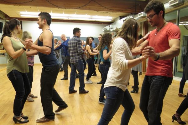 Salsa Thursdays Lesson & Dance