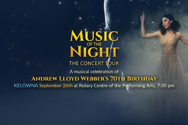 Music of the Night: The Concert Tour