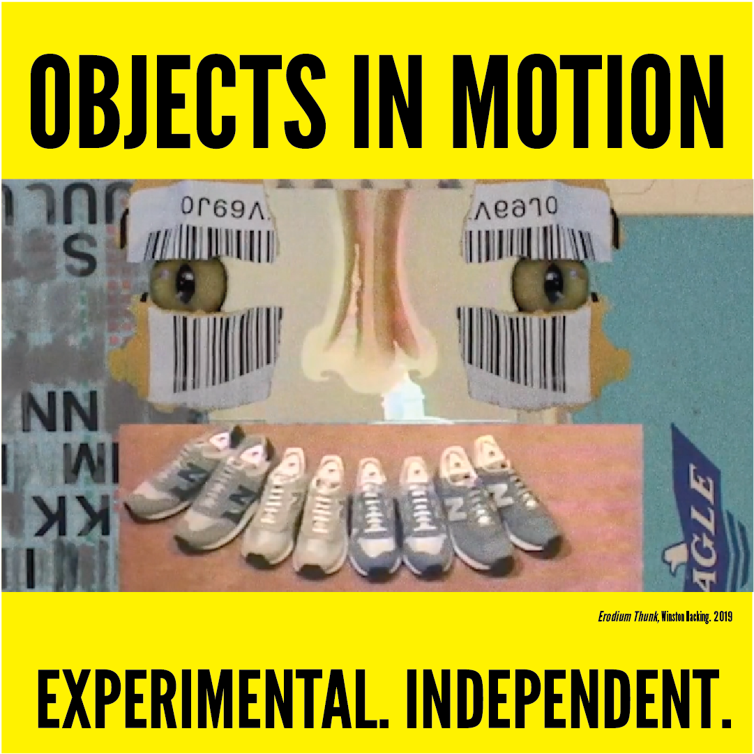 Objects in Motion part 2