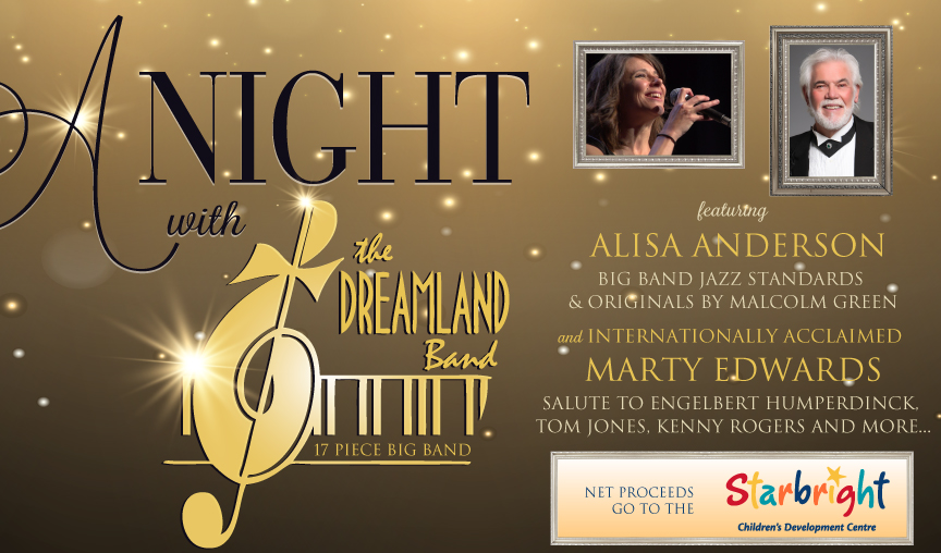 A Night with the Dreamland Band