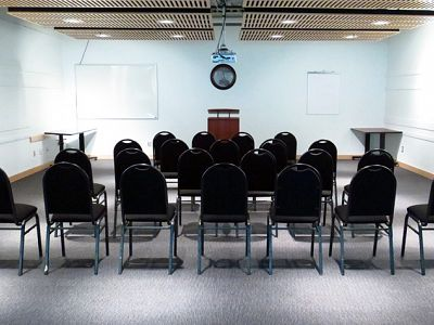 Pacific Safety Products Boardroom – theatre style