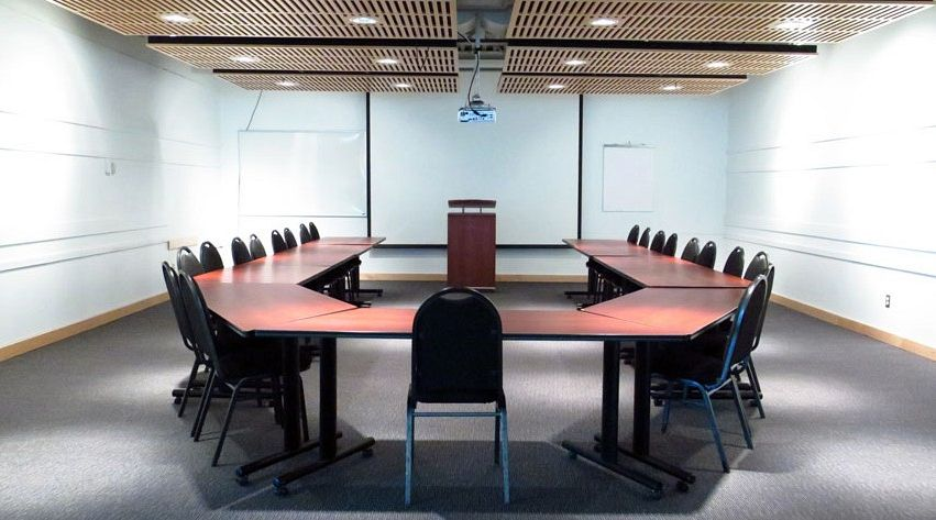 Pacific Safety Products Boardroom